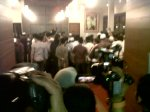 suasa kedaiaman rumah duka Gubernur Banten